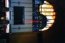 PHOTO  1991 STAINED GLASS WINDOW LUXEMBOURG HBF