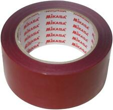 Mikasa Japan Volleyball Line Tape 50mm x 50m 2pcs set Red