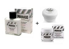 Proraso sensitive skin SET Aftershave 100ml  Soap 150ml Pre Shave 100ml