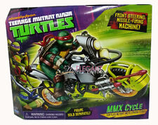 Nickelodeon TMNT Teenage Mutant Ninja Turtles MMX Cycle Missile-Firing Vehicle