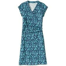 Details about  /Athleta Women/'s Printed Nectar Dress Size Small Blue Floral Paisley 406745