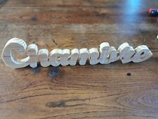 lettres en bois formant le mot ' Chambre' idéal pour décoration