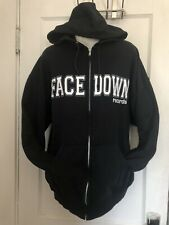 facedown records zip up Size L