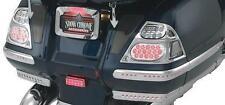 Show Chrome 52-792 Red LED Martini Saddlebag Running Brake Tail Light Set