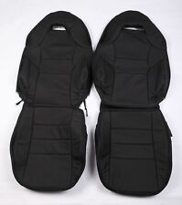 Custom Made Toyota 1999-2006 Celica T230 Real Leather Seat Covers Front and Rear