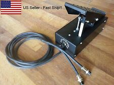 TIG Foot Pedal Control - On/Off + Current Control 2 Pin + 3 Pin *FAST US SHIP*