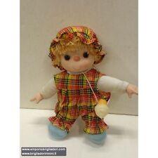 Ice-Cream Doll Morbidi Morbidi - Bambola - Vestito Scozzese GiG