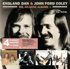 The Atlantic Albums + * by England Dan & John Ford Coley (CD, Mar-2015, 2...