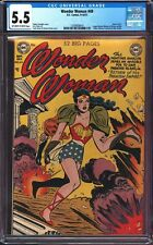 Wonder Woman 49 CGC 5.5