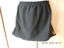 Nike- Fit women's 88%polyester 12%spandex black boxered activity/sports skorts M