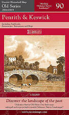 Penrith and Keswick by Cassini Publishing Ltd (Sheet map, folded, 2006)