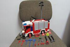 Playmobil - Rescate - Vehiculo Camion de Bomberos - 4821 - (COMPLETO)