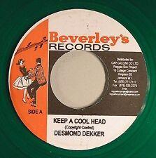 DESMOND DEKKER - KEEP A COOL HEAD (BEVERLEY'S) 1968