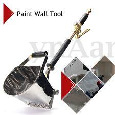 Zement Beton Spritzpistole Stuck Verputzen Farbspritzgerät Hopper Wand Gun Tool