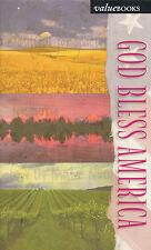 God Bless America, Gift Book, Bible Scripture & Christian Verse, Patriotic Theme