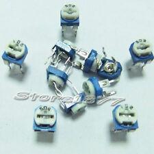 11 values 55pcs Potentiometers Variable Resistor Assorted Kit  200Ω–500kΩ