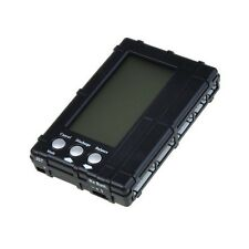 3in1 2-6S Lipo Battery LCD Voltage Meter Tester Balancer Discharger