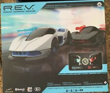 WowWee R.E.V. Robotic Enhanced Vehicles Complete Battle Pack 2 Cars