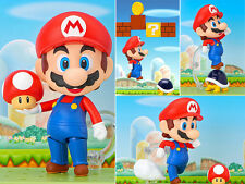 Nendoroid World of Nintendo Super Mario Brothers Mario Action Figur 10cm NoBox