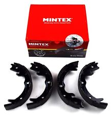 MINTEX REAR PARKING BRAKE SHOES SET FOR ACURA HONDA MFR613 (REAL IMAGE OF PART)