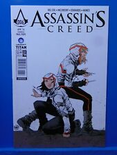 Assassin's Creed #6 Cover A Titan Comics CB11717