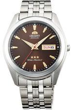 Orologio Orient 3 Star RA-AB0034Y19B Unisex Automatico