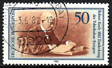 1122 Vollstempel gestempelt in Traunstein BRD Bund Deutschland Jahrgang 1982