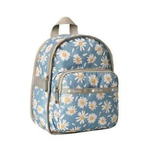 LeSportsac Classic Collection Riverview Backpack in Daisy Petals NWT