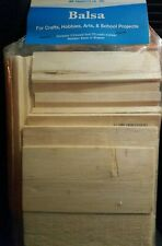 Midwest Products Balsa Project Wood