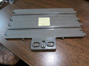 """Used Vintage Revell 1/32 Scale 1964 Slot Car 12"""" Terminal Track Section"""