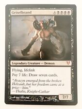 Griselbrand Magic The Gathering MTG Light Play Avacyn Restored