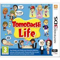 NEW & SEALED! Tomodachi Life Nintendo 3DS Game