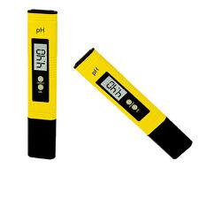 Digital PH Meter Tester Pocket , Aquarium Pool Water Wine Urine LCD Pen Monitor