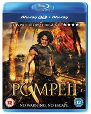 Pompeii Blu-Ray (2014) NEW