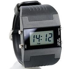 Blindenuhr: Sprechende Damen-Armbanduhr mit Weckfunktion