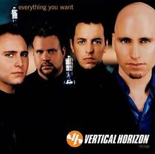 VERTICAL HORIZON - EVERYTHING YOU WANT - SINGLE CD, 2000