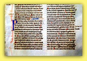 1250- HENRY III, ENGLAND, BOOK OF HOURS, BREVIER, MIDDLE-AGES-OVER 750 YEARS OLD