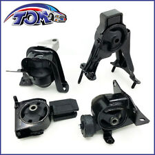 BRAND NEW TRANSMISSION & MOTOR MOUNT SET FOR 03-08 TOYOTA COROLLA 1.8L AUTOMATIC