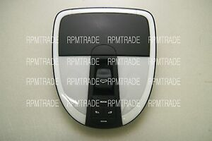 Front Map Dome light Console Switch Assy Black For 11~2014 Hyundai Genesis Prada
