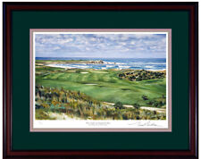 Spanish Bay # 5 Signed & Number Limited Edition Litho