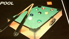 Table POLL Top Billiards Mini Game