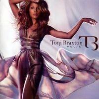 "TONI BRAXTON ""PULSE"" CD 11 TRACKS NEW!"