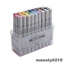 Copic Sketch Basic 36 color Markers set Anime Manga Comic drawing 12502074 Japan