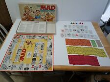 Mad Magazine Vintage Board Game 1979 Complete ?? Alfred E Newman What Me Worry