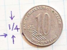 COIN ECUADOR 2000 10 DIEZ CENTAVOS BANCO CENTRAL DEL ECUADOR EUGENIO ESPEJO REPU