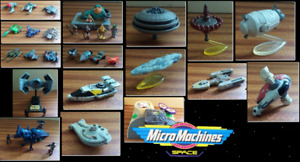 Micro Machines Space COLLECTION
