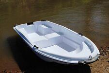 Boat, Boat Tender,  Not Polycraft or Aluminium Tinny C/W Electric Motor 40LBS