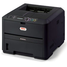 Okidata MPS420b Mono Network Laser printer 30PPM w/ Duplex TONER 14K pages OKI