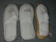 3 Paar Badelatschen Badeschlappen für Sauna, Hallenbad - original verpackt