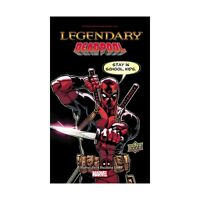Legendary Marvel Deck Building Game Deadpool Expansion Upper Deck new sealed